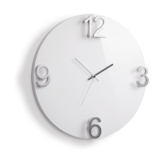 Часы настенные Elapse, белые