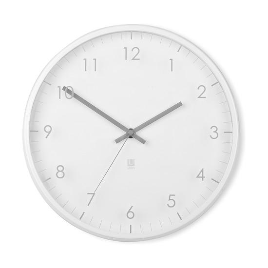 Часы настенные Pace, белый