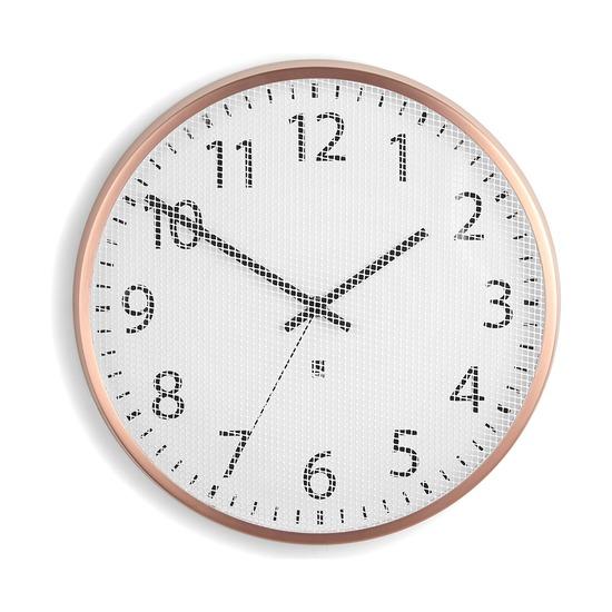 Часы настенные Perftime, медь