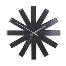Часы настенные Ribbon, чёрныe