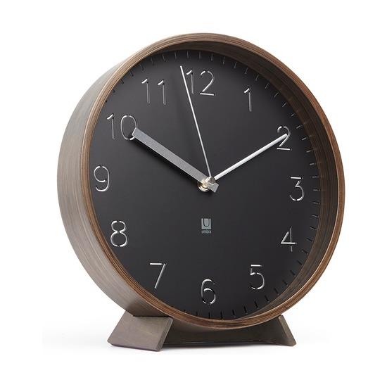 Часы настенные Rimwood, орех