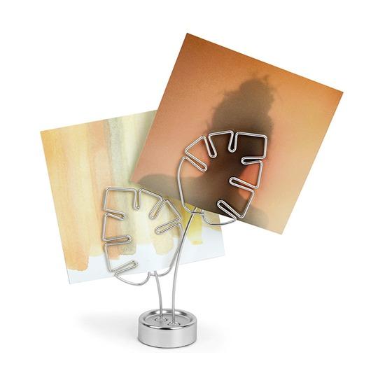 Дисплей для фото Leaflet, хром