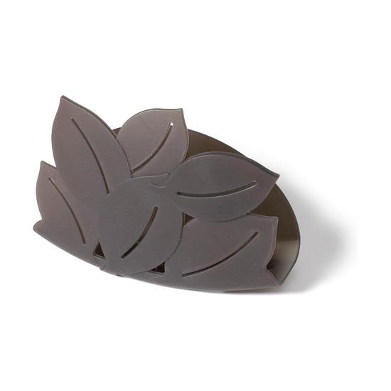 Держатель для губки Foliage, тёмно-серый