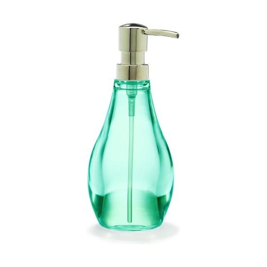 Диспенсер для мыла Droplet, морская волна