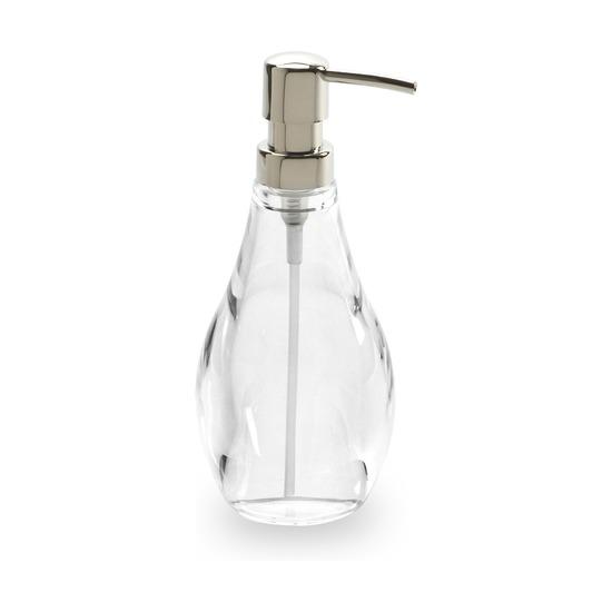 Диспенсер для мыла Droplet, прозрачный