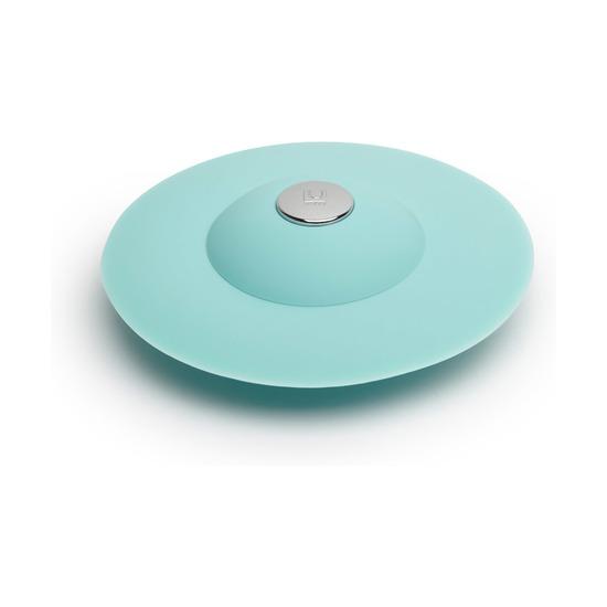 Фильтр для слива Flex, ярко - голубой