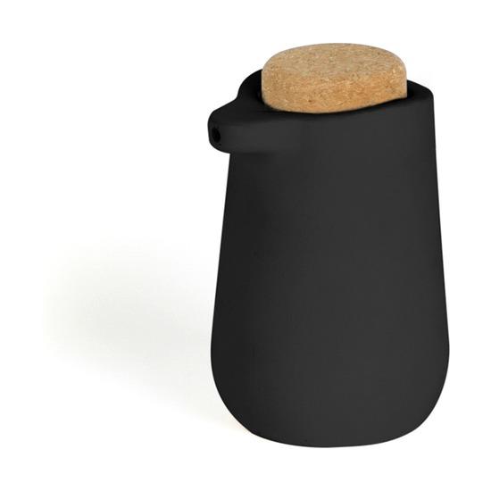 Диспенсер для мыла Kera, чёрный