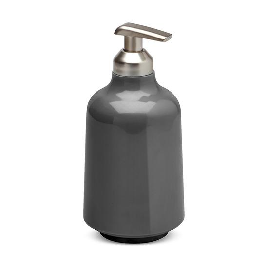 Диспенсер для жидкого мыла Step, тёмно-серый