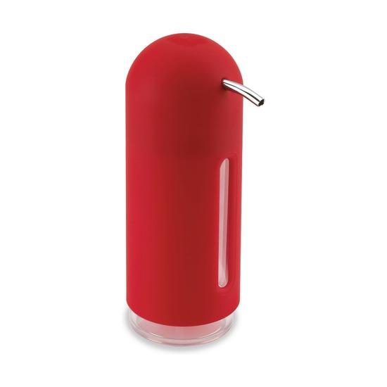 Диспенсер для жидкого мыла Penguin, красный
