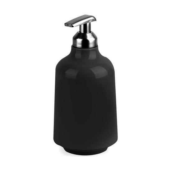 Диспенсер для жидкого мыла Step, черный