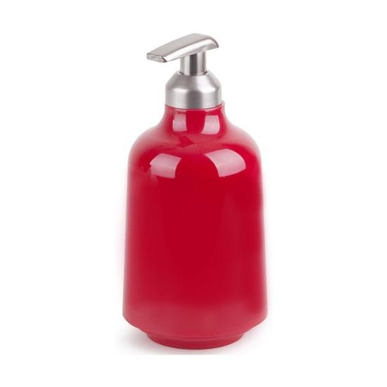 Диспенсер для жидкого мыла Step, красный