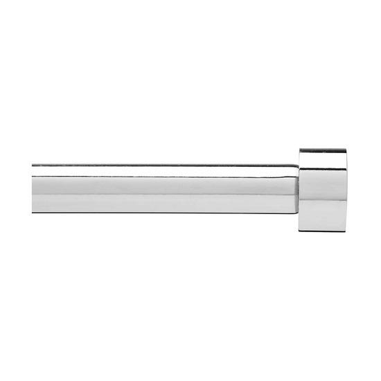 Карниз Cappa (183-366 см), хром