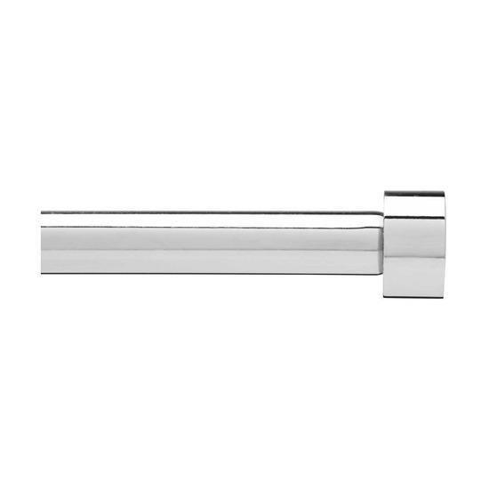 Карниз Cappa (91-183 см), хром