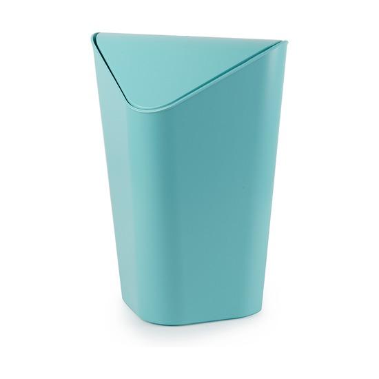 Корзина для мусора Corner Mini, ярко-голубой