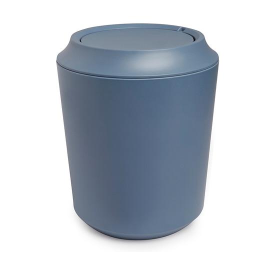 Корзина для мусора Fiboo, дымчато-синий