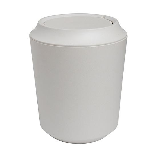 Корзина для мусора Fiboo, экрю