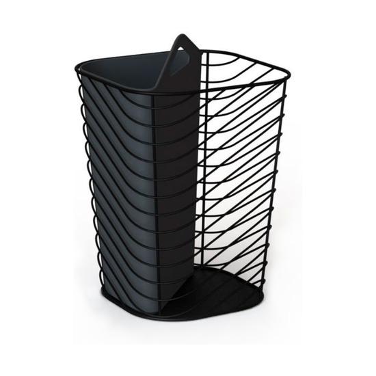 Контейнер мусорный Couplet, чёрный