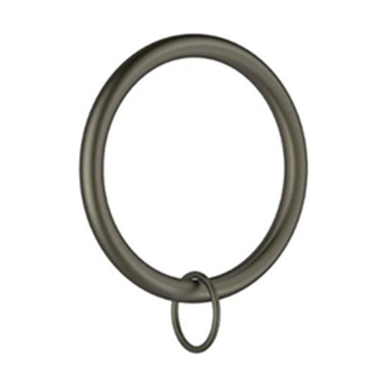 Кольца для карниза Link, никель
