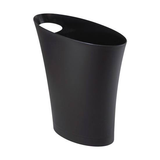 Контейнер мусорный Skinny, черный