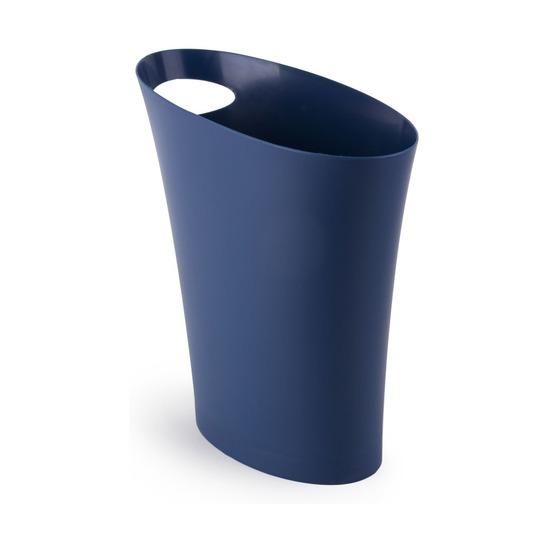 Контейнер мусорный Skinny, индиго