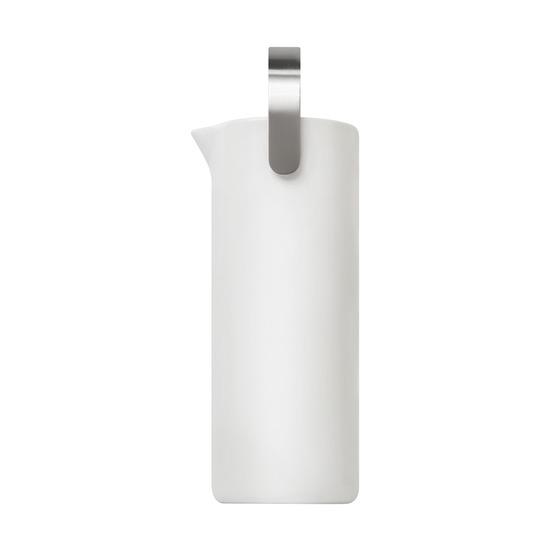 Кувшин для воды Savore, белый-никель