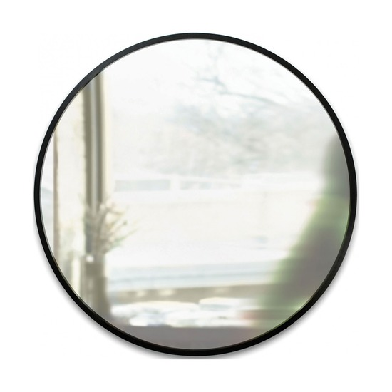 Зеркало настенное Hub, D91 см