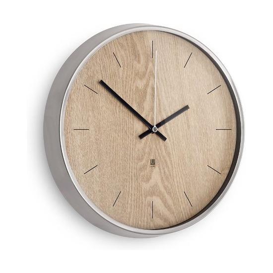 Настенные часы Madera, светлое дерево