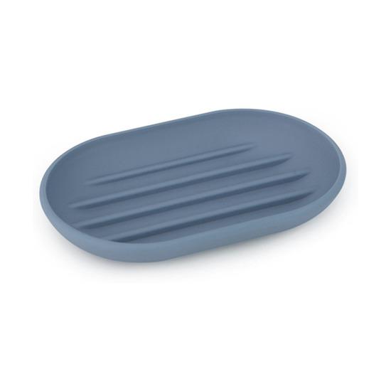 Мыльница Touch, дымчато-синий
