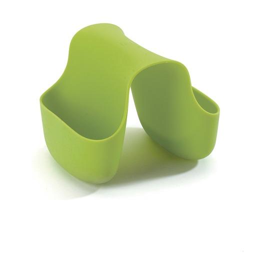 Органайзер для раковины Saddle, зелёный