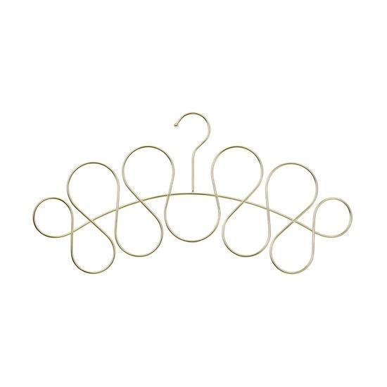 Органайзер для шарфов Loopdeloop, латунь
