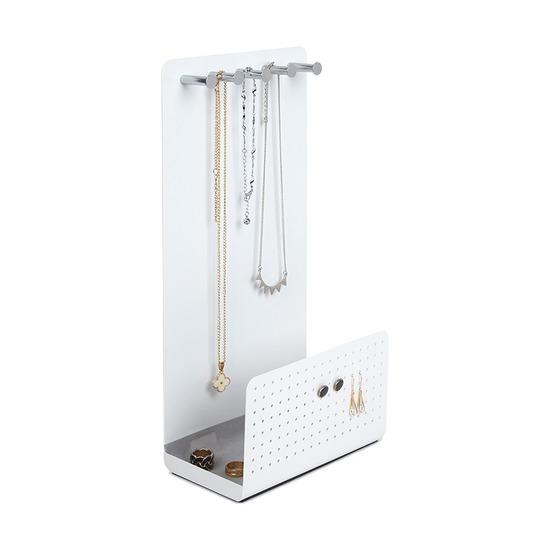 Органайзер для украшений Curio, высокий, белый