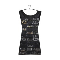 Органайзер для украшений Little dress, черный