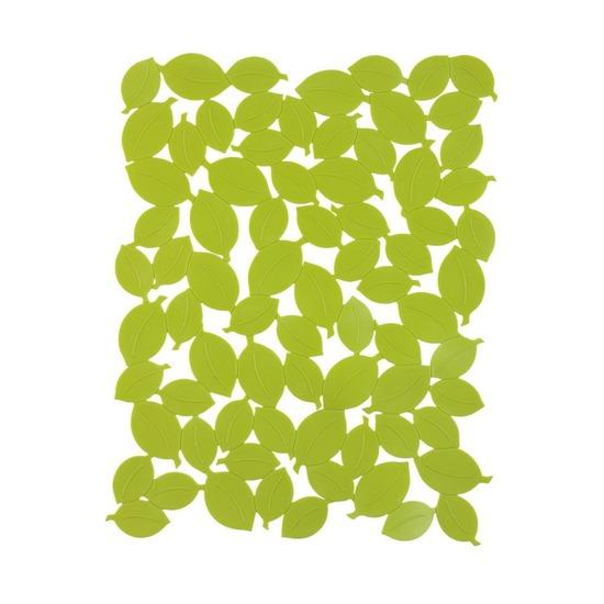 Подложка для раковины Foliage, большая зеленая