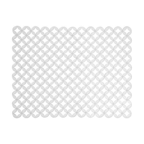 Подложка для раковины Meridian, прозрачная