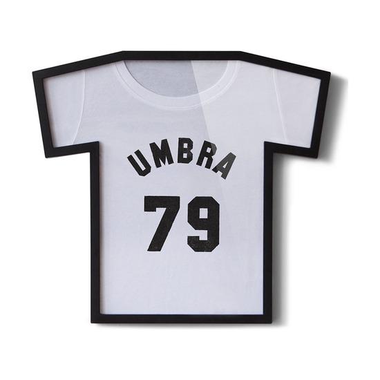 Рамка для футболки T-frame, черная