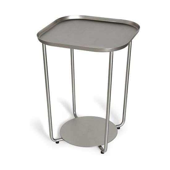Столик приставной Annex, никель