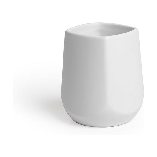 Стакан для ванной Corsa, белый