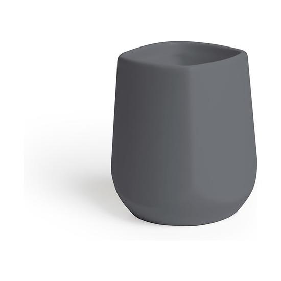 Стакан для ванной Corsa, тёмно-серый