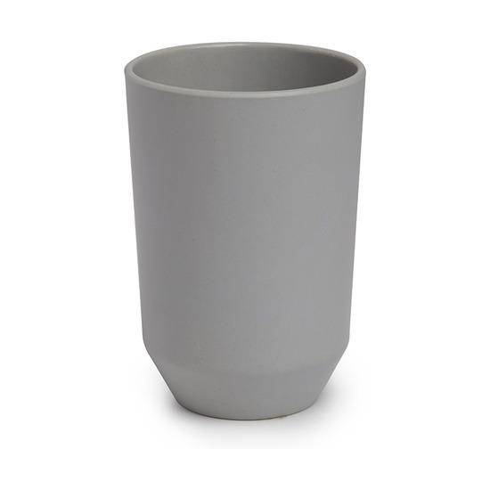 Стакан для ванной Fiboo, серый