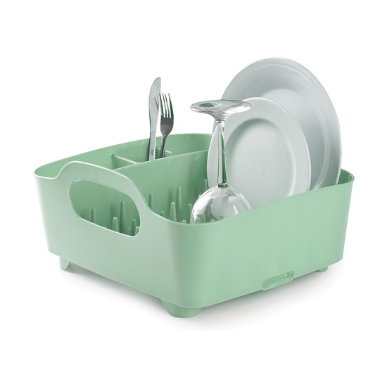 Сушилка для посуды Tub, мятная