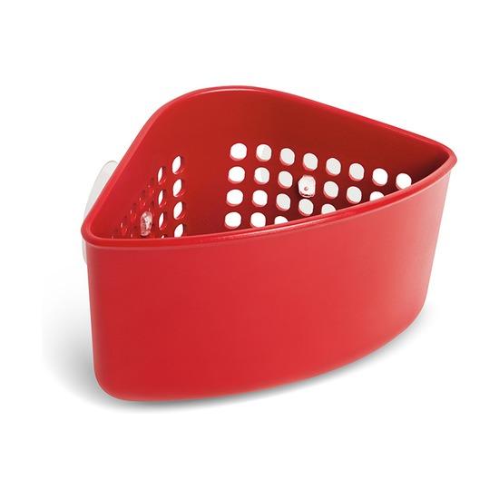 Уголок для раковины Caddy, красный