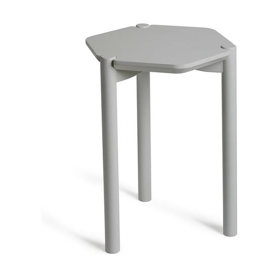 Столик журнальный Hexa, серый