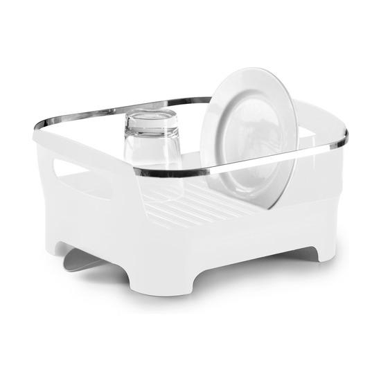 Сушилка для посуды Basin, белая