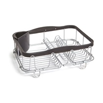 Сушилка для посуды Sinkin, чёрный-никель