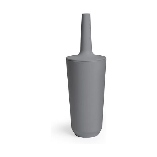 Ёршик туалетный Corsa, тёмно-серый