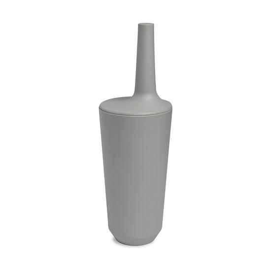 Ёршик туалетный Fiboo, серый