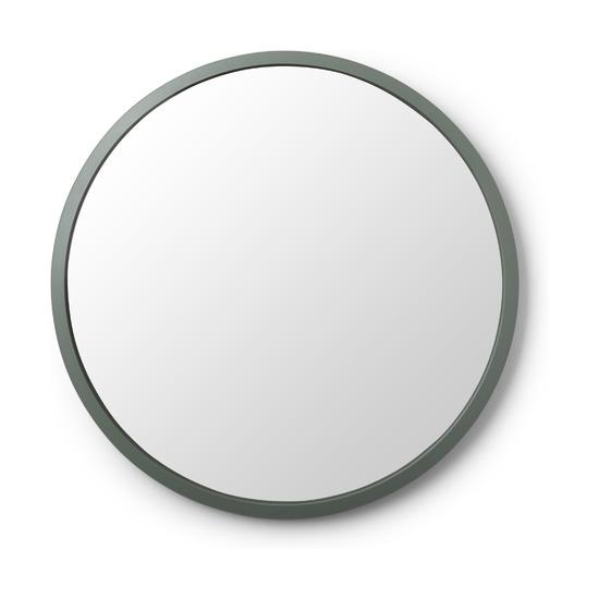 Зеркало настенное Hub, 61 см, светло-зелёное