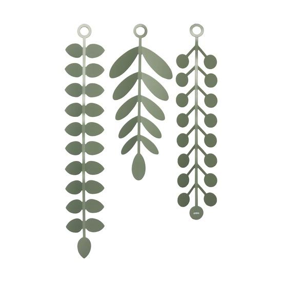 Декор для стен Vines зелёный