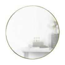 Зеркало настенное Hubba 86 см, медь