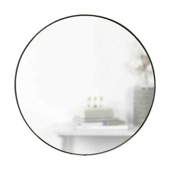 Зеркало настенное Hubba 86 см, титан